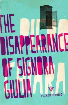 Chiarra, Piero, The Disappearance of Signora Giulia