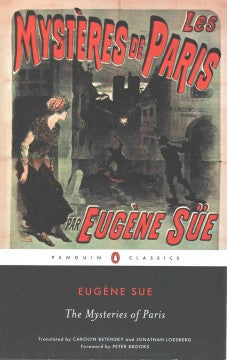Sue, Eugene, The Mysteries of Paris