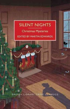 Edwards, Martin, editor, Silent Nights: Christmas Mysteries