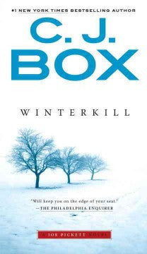 Box, C. J., Winterkill; A Joe Pickett Novel
