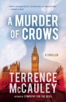 Terrence  McCauley - A Murder of Crows