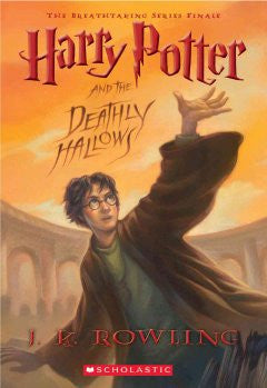Rowling, J.K., Harry Potter & the Deathly Hallows: Bk 7