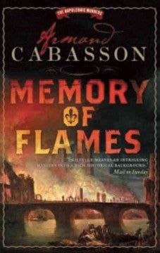 Cabasson, Armand, Memory of Flames
