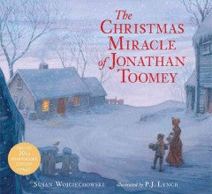 Wojciechowski, Susan, The Christmas Miracle of Jonathan Toomey
