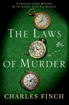 Finch, Charles, The Laws of Murder