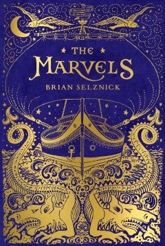 Selznick, Brian, The Marvels
