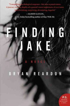 Reardon, Bryan, Finding Jake