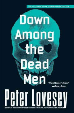 Lovesey, Peter, Down Among the Dead Men