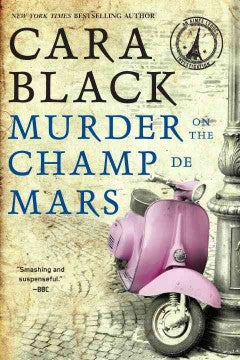 Black, Cara, Murder on the Champ de Mars