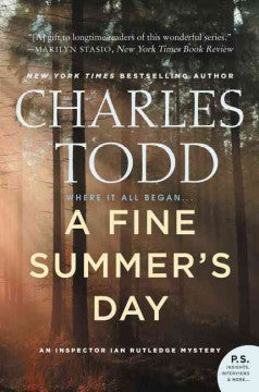 Todd, Charles, A Fine Summer's Day