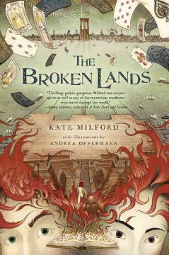 Milford, Kate, The Broken Lands