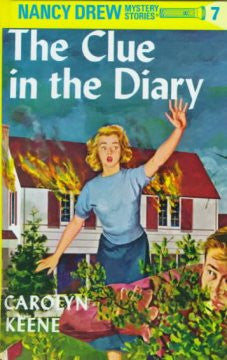 Keene, Nancy, Nancy Drew #7, The Clue in the Diary