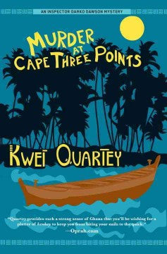 Quartey, Kwei, Murder at Cape Three Points