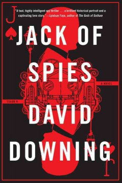 Downing, David, Jack of Spies