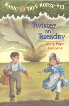 Osborne, Mary Pope, #23 Twister on Tuesday