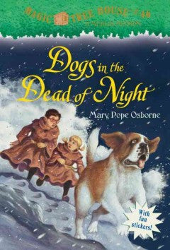 Osborne, Mary Pope, Magic Treehouse #46, Dogs in the Dead of Night