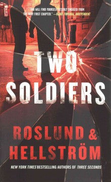 Roslund & Hellstrom, Two Soldiers