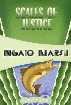 Marsh, Ngaio, Scales of Justice  #18