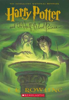 Rowling, J.K., Harry Potter and the Half-Blood Prince: Bk 6