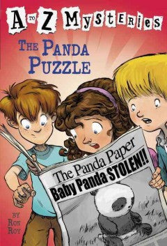Roy, Ron, A to Z Mysteries, The Panda Puzzle