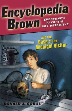 Sobol, Donald J., Encyclopedia Brown #13, Case of the Midnight Visitor