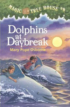 Osborne, Mary Pope, #9 Dolphins at Daybreak