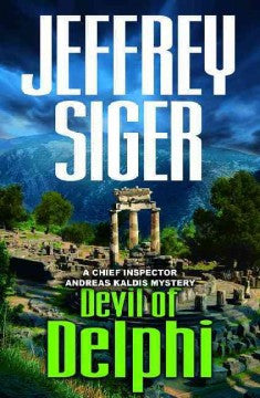 Siger, Jeffrey, Devil of Delphi