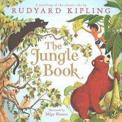 Kipling, Rudyard, The Jungle Book