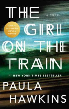 Hawkins, Paula, The Girl on the Train