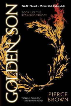 "Brown, Pierce, Golden Son"" Book II The Red Rising Trilogy"