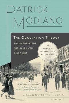 Modiano, Patrick, The Occupation Trilogy