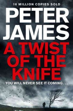 James, Peter, A Twist of the Knife