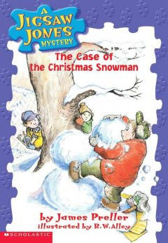 Preller, James, Jigsaw Jones, The Case of the Christmas Snowman
