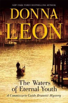 Donna Leon - The Waters of Eternal Youth