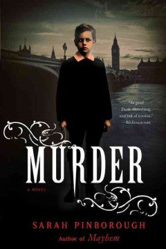 Pinborough, Sarah, Murder: A Novel