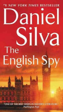 Silva, Daniel, The English Spy