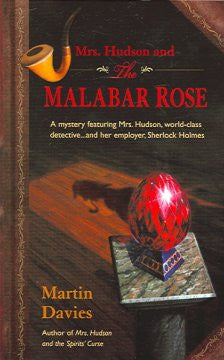 Davies, Martin, Mrs. Hudson and the Malabar Rose
