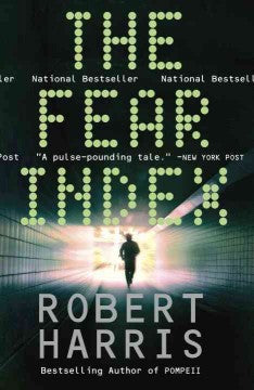 Harris, Robert, The Fear Index