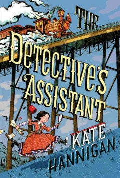 Hannigan, Kate, The Detective's Assistant