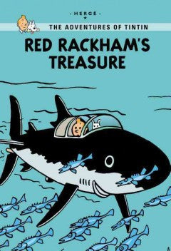 Herge, The Adventures of Tintin: Red Rackham's Treasure
