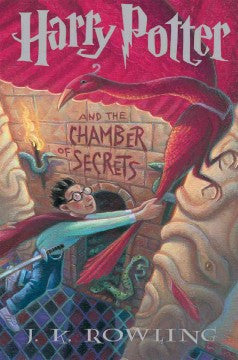 Rowling, J.K., Harry Potter and the Chamber of Secrets