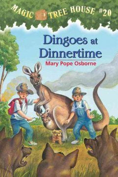 Osborne, Mary Pope, #20 Dingoes at Dinnertime