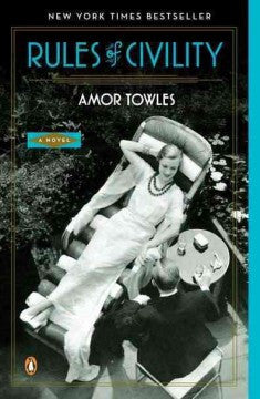 Towles, Amor, Rules of Civility