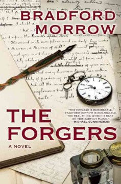 Bradford Morrow - The Forgers (Paperback)