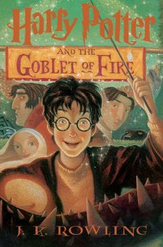 Rowling, J.K., Harry Potter and the Goblet of Fire: Bk 4