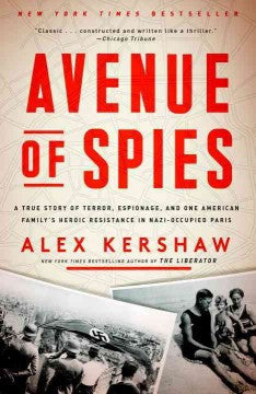 Kershaw, Alex, Avenue of Spies