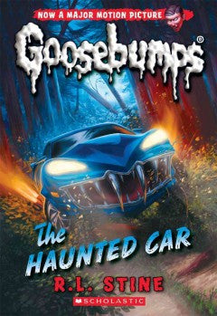 Stine, R. L., Goosebumps, The Haunted Car
