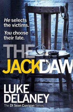 Delaney, Luke, The Jackdaw: The DI Sean Corrigan Series