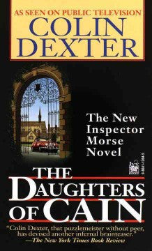 Dexter, Colin, The Daughters of Cain