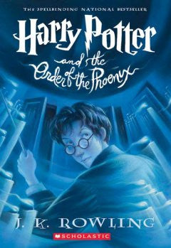 Rowling, J.K., Harry Potter and the Order of the Phoenix: Bk 5